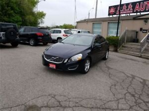 2012 Volvo S60 T5 Level I LEATHER SEATS