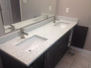 Quartz Counters/ Bath Remodel Sale!!!!