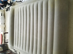 Electric air bed for sale