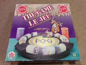 POG - The Game! (Mint condition)