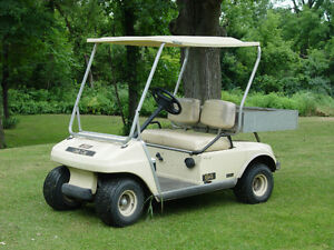 WANTED:Electric Golf Cart 36 or 48 Volt $100 to $2000 Range