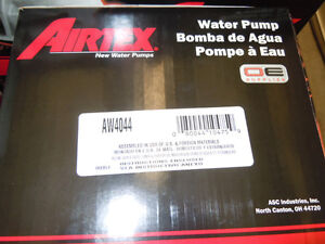Airtex Water Pump AW4044 1987 - 97 Ford Truck F150