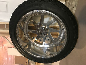 24x14  American force rims
