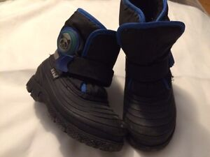 Boy Size 10 Winter Boots