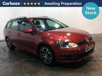 2014 VOLKSWAGEN GOLF 2.0 TDI SE 5dr Estate