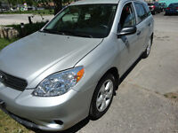 2008 Toyota Matrix Wagon - Certified and E-Tested