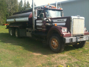 Water Truck Western Star for Sale
