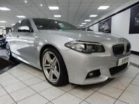 2016 16 BMW 5 SERIES 530D M SPORT 4D AUTO 255 BHP DIESEL