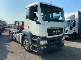 2009 MAN TGS 26.400 6x2 Tractor Unit NO VAT