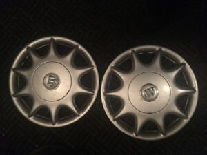 BUICK CENTURY FACTORY 15 INCH WHEEL COVER HUBCAPS