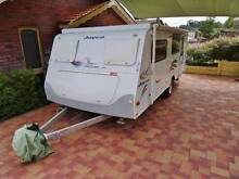 2008 JAYCO DISCOVERY POP TOP WITH SHOWER AND TOILET Duncraig Joondalup Area Preview