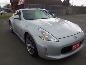2014 Nissan 370Z Touring Sport Coupe W/Nav