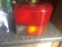 Vw transporter t4 rear light