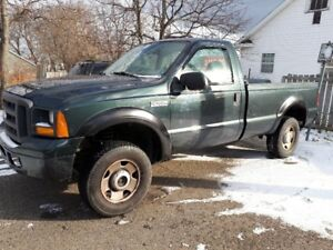 FOR SALE 2005 FORD F-250
