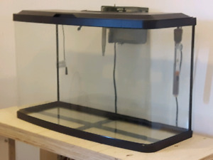 Fluval Vista 23 gallon seamless aquarium