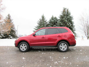 2010 Hyundai Santa Fe Crossover- ONE OWNER SINCE NEW!!  ($62/wk)