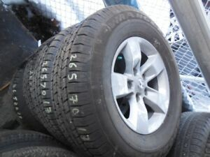 TIRES & RIMS ,HI-PERFORMACE,TRUCK,CAR,SUV'S,WINTER/SUMMER/ALL-S