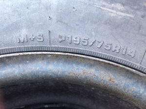 4 tires on rims for sale