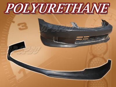 FOR 99-00 HONDA CIVIC EK T-RA POLY URETHANE PU FRONT BUMPER LIP SPOILER BODY - 99 00 Honda Civic Body