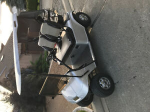 2005 EZGO Electric Golf Cart Excellent Condition