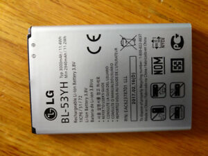 Battery cellulaire LG G3