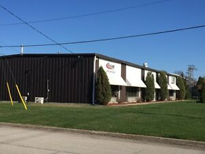 Commercial or light industrial space for lease