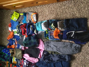 Large lot of Toddler Boy winter/fall clothes, and summer too! Belleville Belleville Area image 2