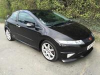 Honda Civic I-VTEC Type-R GT 3dr PETROL MANUAL 2008/57