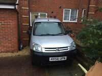 CITREON BERLINGO VAN 2.0 HDI SPARES OR REPAIRS MOT FAILED