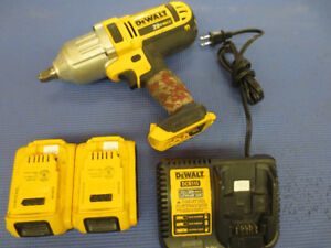 Dewalt 20V High Torque Impact Wrench