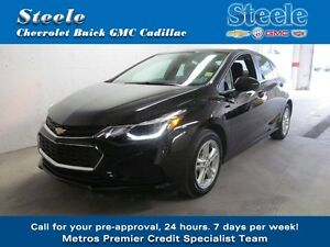 2016 Chevrolet CRUZE LT (New Body Style) Sunrroof & Alloys
