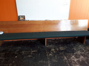 2 Pews for sale