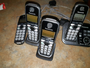 Panasonic Phone set-blutooth