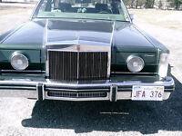 1981 Lincoln Mark 6