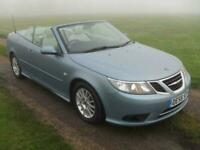 2008 Saab 9-3 1.9TiD ( 150ps ) Linear Convertible