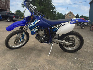 STREET LEGAL Yamaha WR450F London Ontario image 1