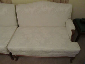 TWO ANTIQUE LOVESEATS Prince George British Columbia image 3