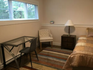 Furnished room for  rent. MSVU  area.