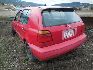 1999 Volkswagen Golf Hatchback