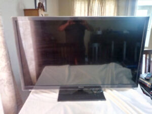 Panasonic 47 inch, 3 D Smart TV for sale