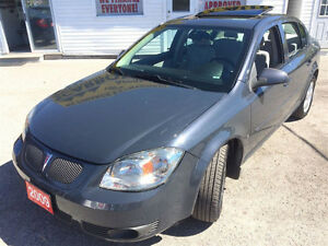 2009 Pontiac G5 SE Sedan - Rust on Running Boards-All New Tires