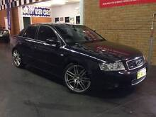 Audi A4 S-Line 1.8T, Immaculate Throughout, Long Rego Ingleburn Campbelltown Area Preview