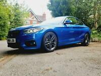 2016 BMW 2 Series 2.0 218d M Sport (s/s) 2dr Coupe Diesel Manual