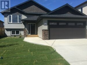 Brand New 4 bedroom bi-level with double garage**SOLD**