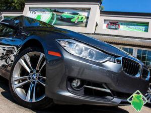 '13 BMW 328i xDrive Sport-Line+NAV+ParkAssist+NoHits! $153/Pmts!