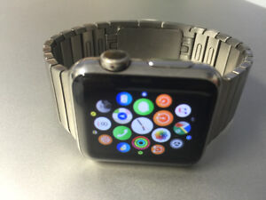 Apple watch stainless 38mm
