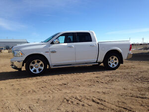 2015 Dodge Power Ram 1500 Laramie Longhorn Pickup Truck