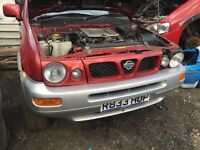 Nissan terrano x2 breaking for parts