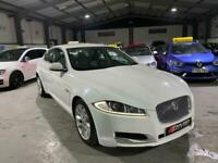 2011 Jaguar XF D LUXURY 2.2 Diesel, Automatic Saloon Diesel Automatic