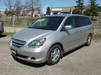 2007 Honda Odyssey EX-L  LEATHER / SUNROOF Minivan, Van